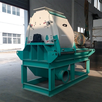 Water Drop Type Wood Sawdust Hammer Mill