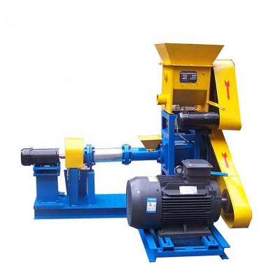 HSDGP-60 Small floating fish feed machine