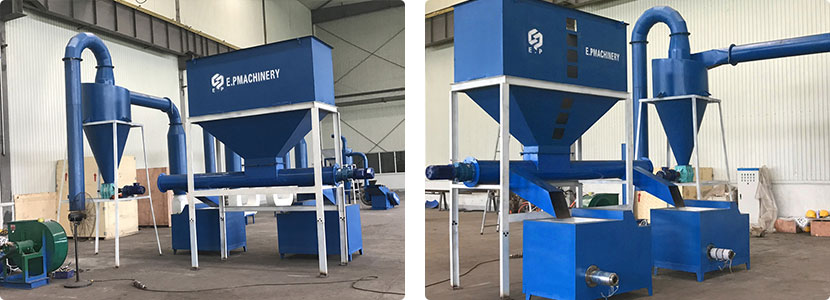 Waste Paper Briquette Machine