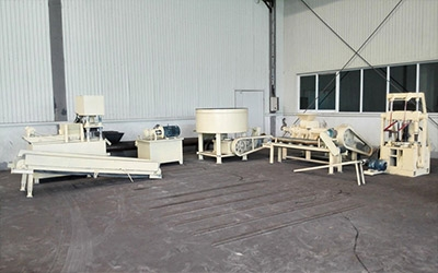 Charcoal Briquette Production Line in Turkish