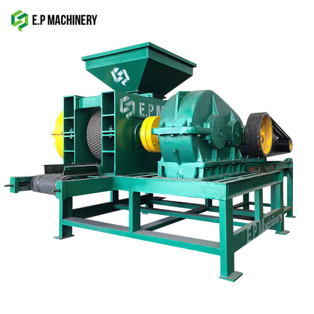 Mechanical Pressure Briquette Machine