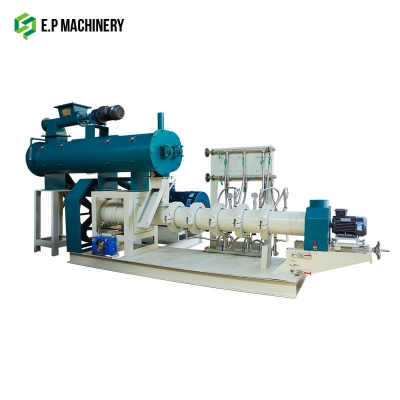 HSDGP-135 Wet Type Floating Fish Pellet Machine